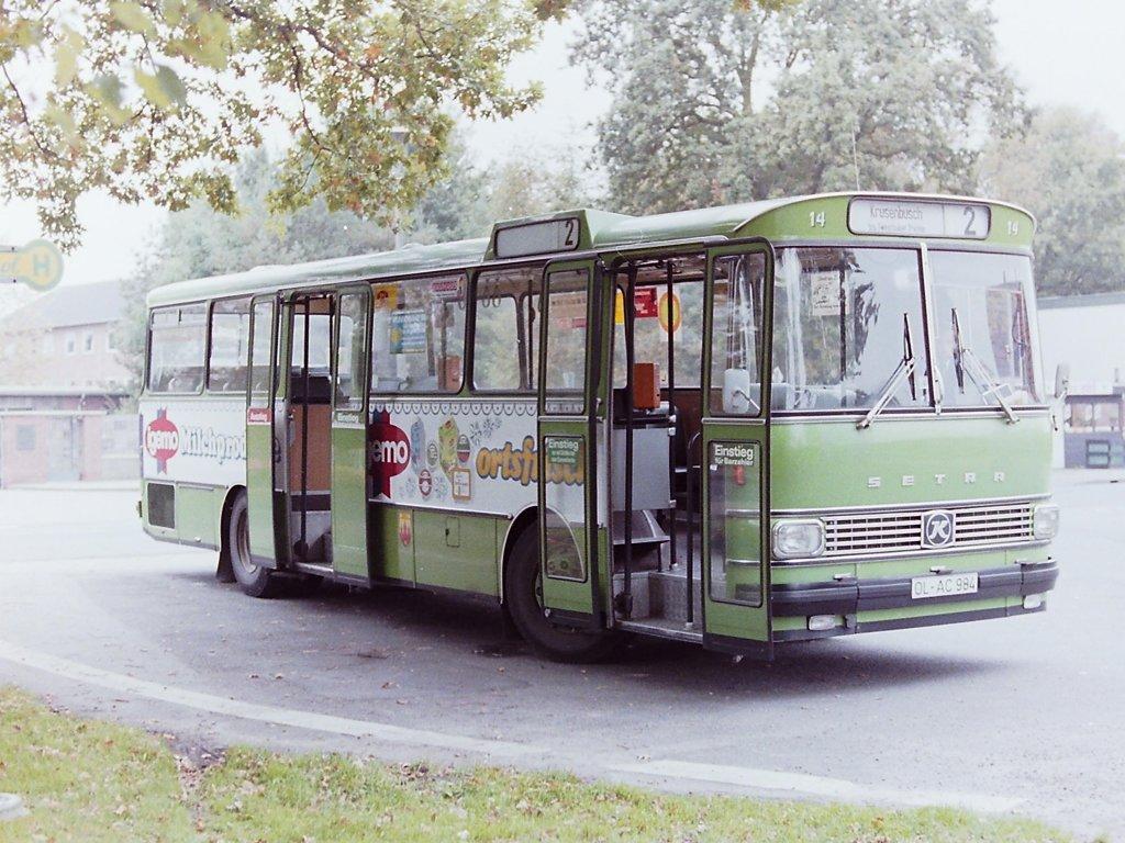 wagen 14 auf dieser aufnahme steht der bus in h he der hvt kaserne an der b mmersteder tredde. Black Bedroom Furniture Sets. Home Design Ideas